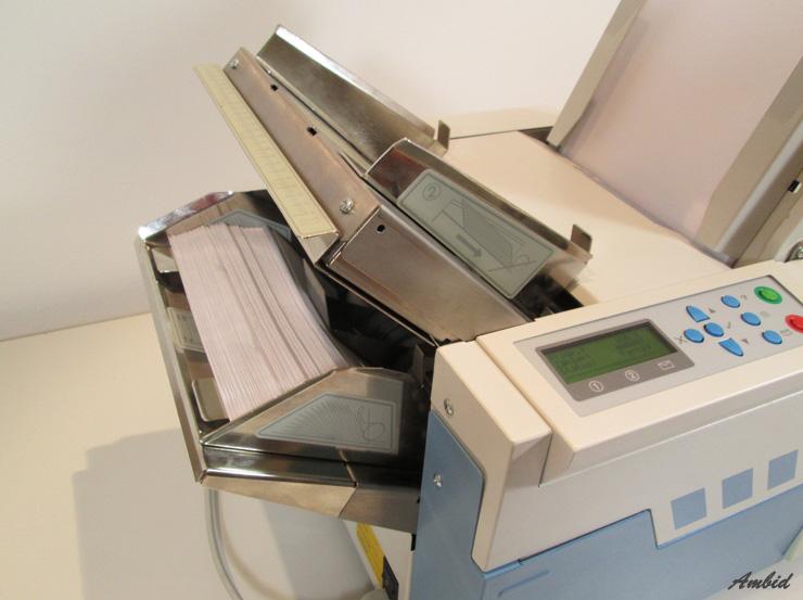 Hefter SI-2250 OME Kuverteinzug 46798