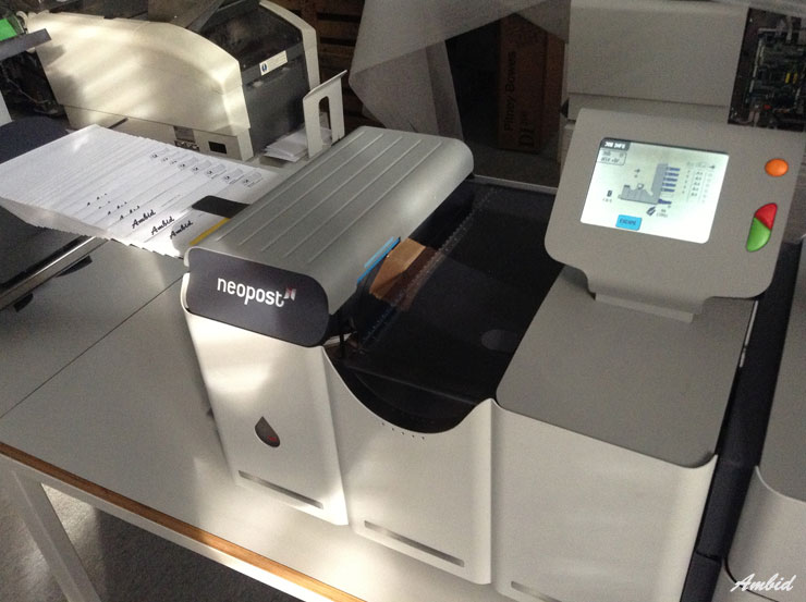 Neopost DS-80