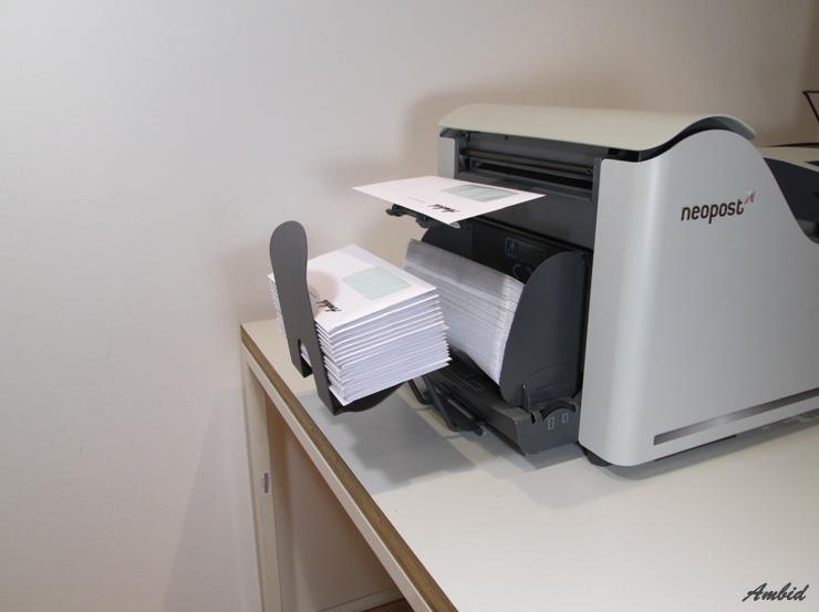 Neopost SI-76 Extreme Maxifeeder