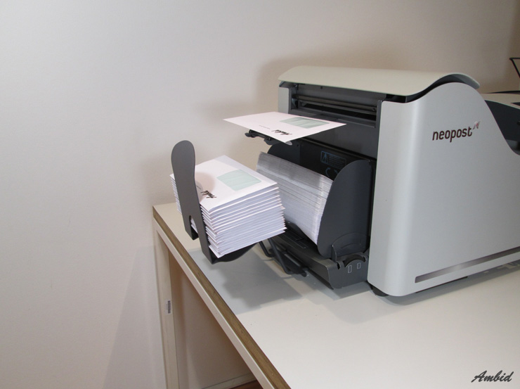 Neopost SI-76 Extreme Maxifeeder