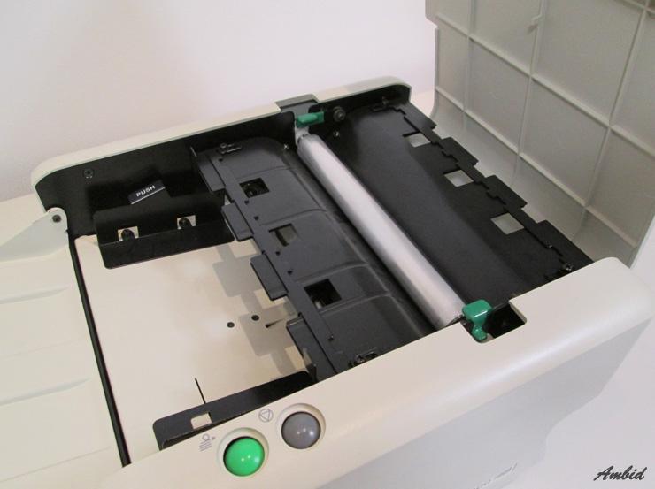 Ideal 8300 Falzmaschine